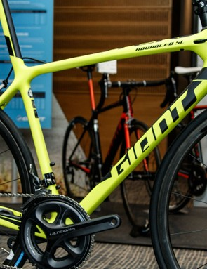 The new range is based around three frames, the Advanced SL, Advanced Pro, and Advanced