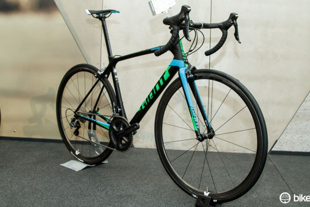 Giant's TCR range has been completely redesigned for 2016