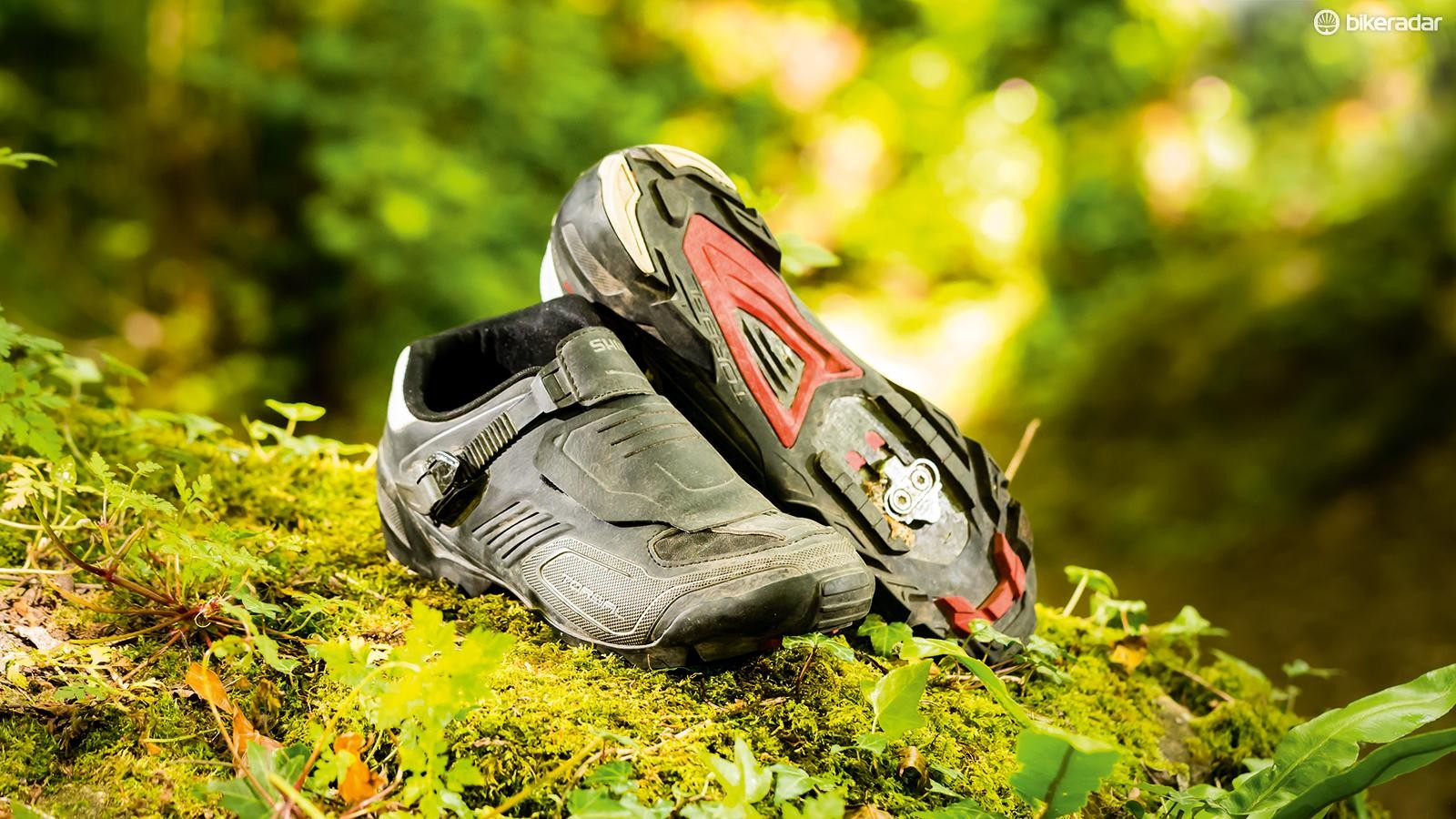 Shimano's M200 shoes really deliver the goods