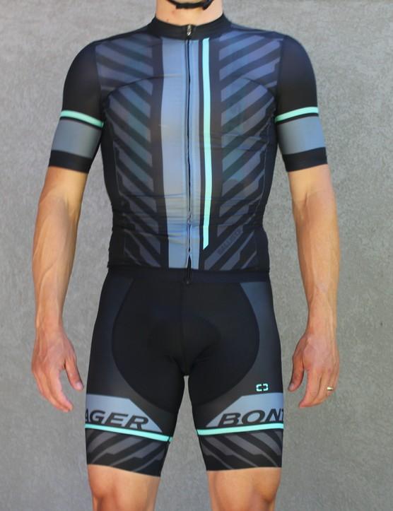 Bontrager's Ballista kit is Trek's answer to aero clothing