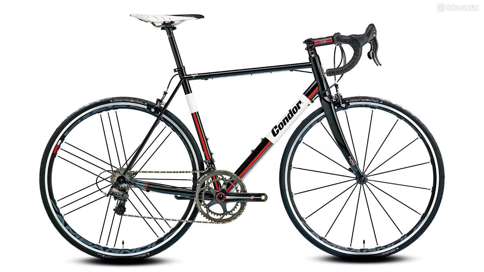 Condor's Super Acciaio is no ordinary steel bike