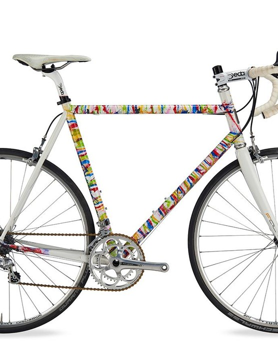 The Pegoretti Duende Ciavete –logos not included