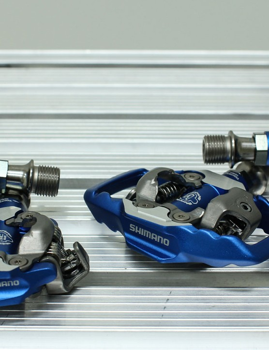 Limited edition XTR-level pedals to help celebrate 25 years