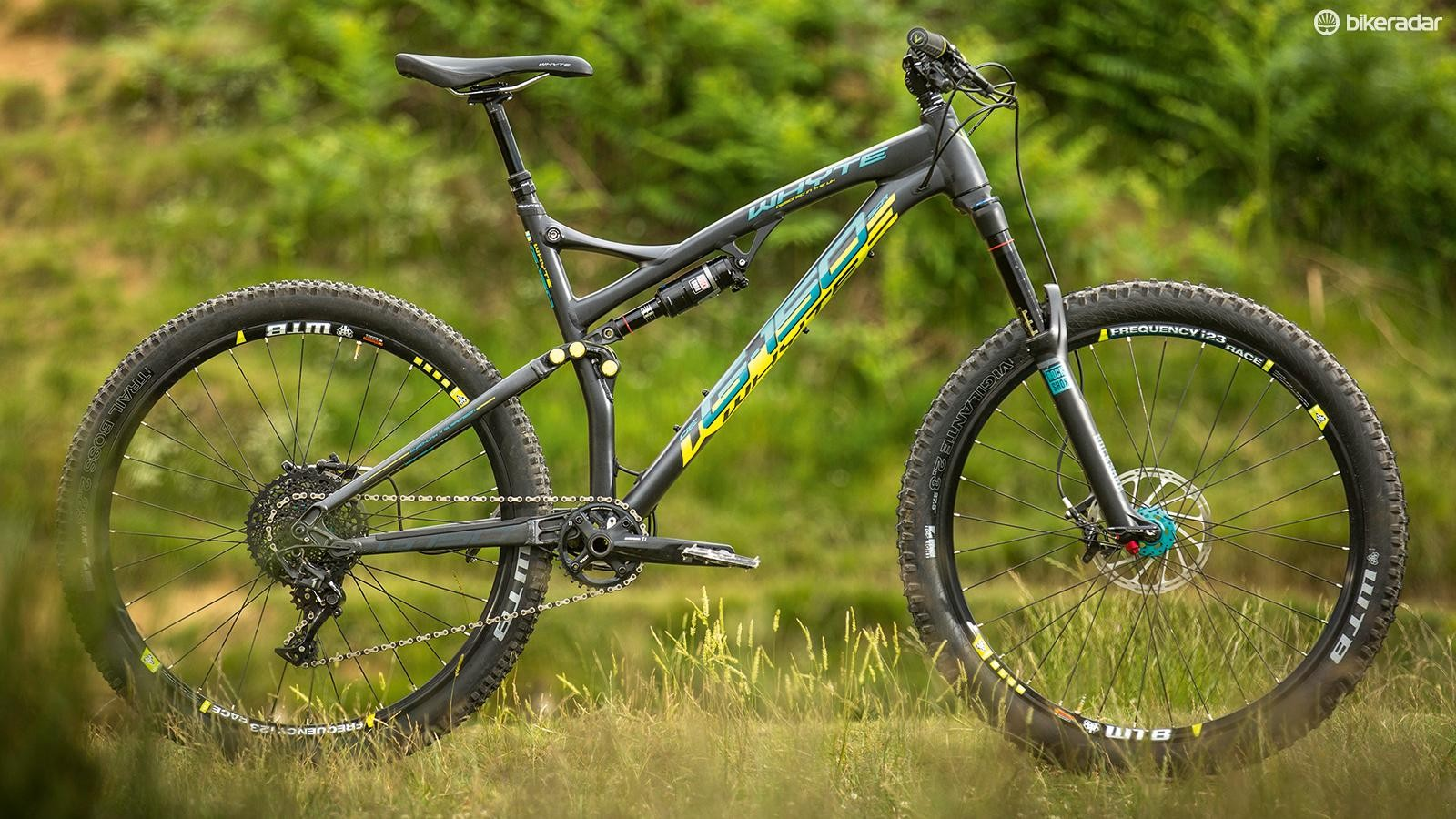 Whyte's G-150S has an impressive and throughtfully put together kit list