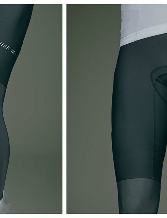 The bib shorts are ultra soft and comfortable with Castelli's Progetto X2 Air pad
