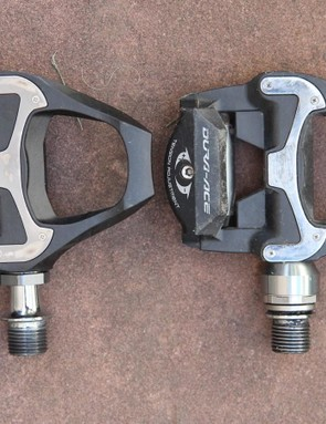The Ultegra pedal is quite similar in design and performance to the top-end Dura-Ace model