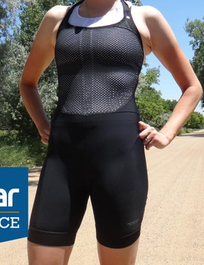 The Giro Halter women's bib shorts get top marks for performance at this price point