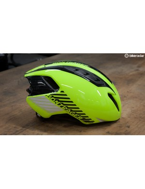 For an aero road helmet, the Ballista is a looker (in our authoritative opinion)