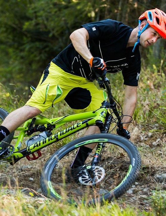 Cannondale's new Habit Carbon 1 is billed as a bike for all riders