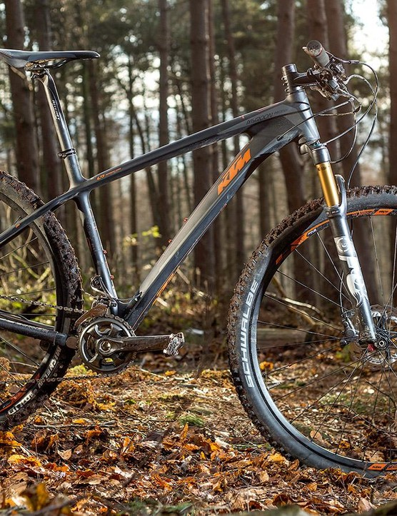 KTM's Myroon Prestige 29 is a quirky ride, but great value if you get on with its characteristics