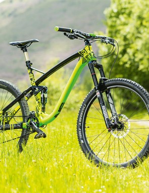 NS Bikes' Snabb T1 is frustratingly undersold by some if its spec