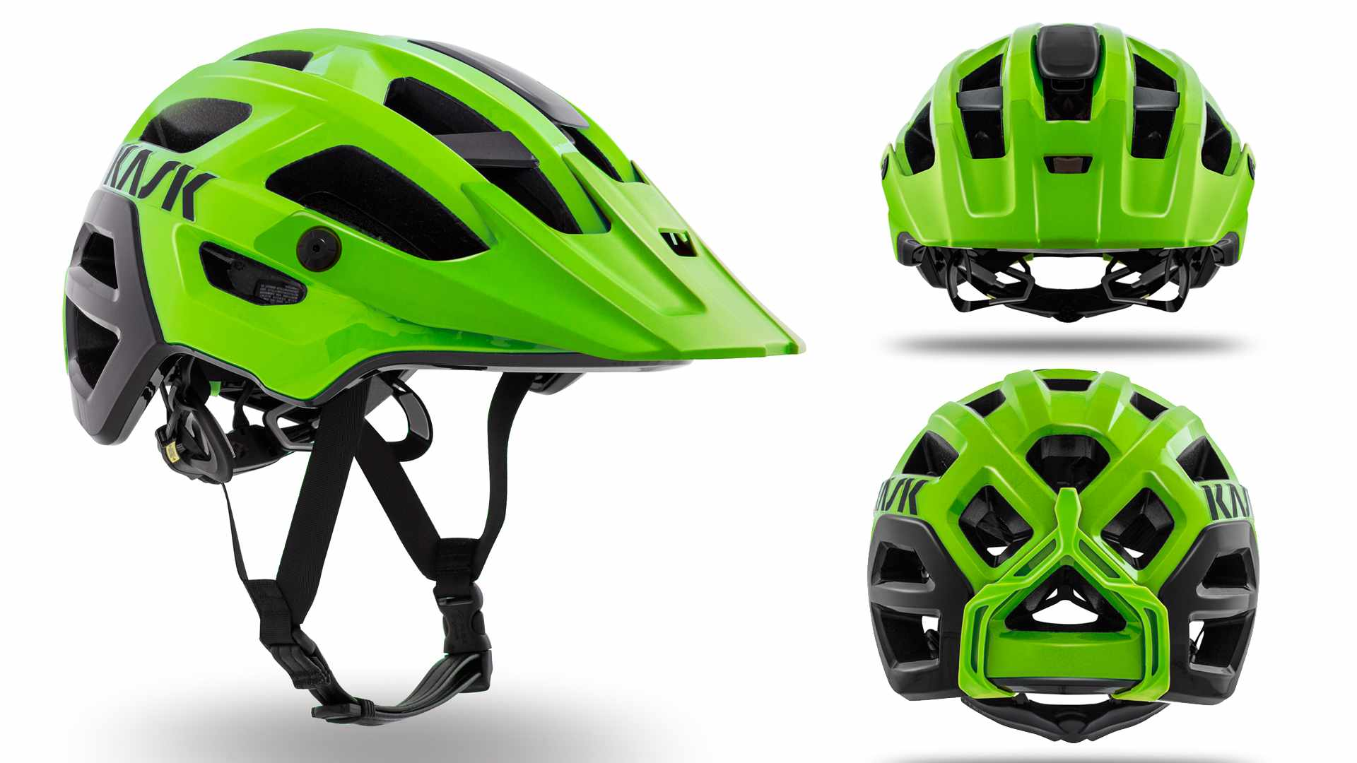 The new Kask Rex MTB helmet