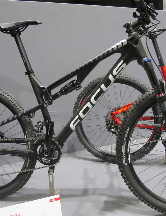 The Spine C Pro gets full XT for its £2399 price tag