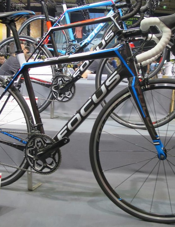 The Cayo carbon range offers decent value, like this Ultegra mix bike at $2,800