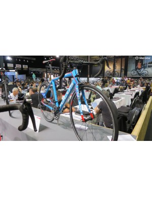 The base-model carbon Tiagra Cayo looks far pricier than its $1,000 price tag