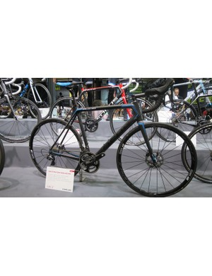 Our pick of the Izalco Max range is this Dura-Ace mix model at the stunning price of £3299