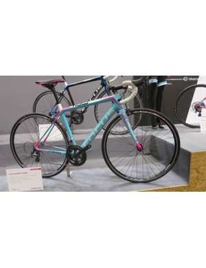 The women's Cayo range starts with this classy-looking Tiagra model at $1,900