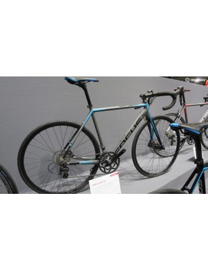 The alumnium Cayo range is topped by this 105 disc model at $1,200