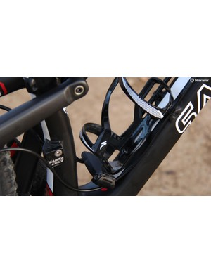 Specialized's SWAT cages are a great way to keep your gear consolidated
