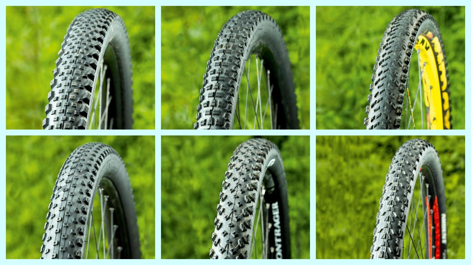Six of the best fast-rolling MTB tyres