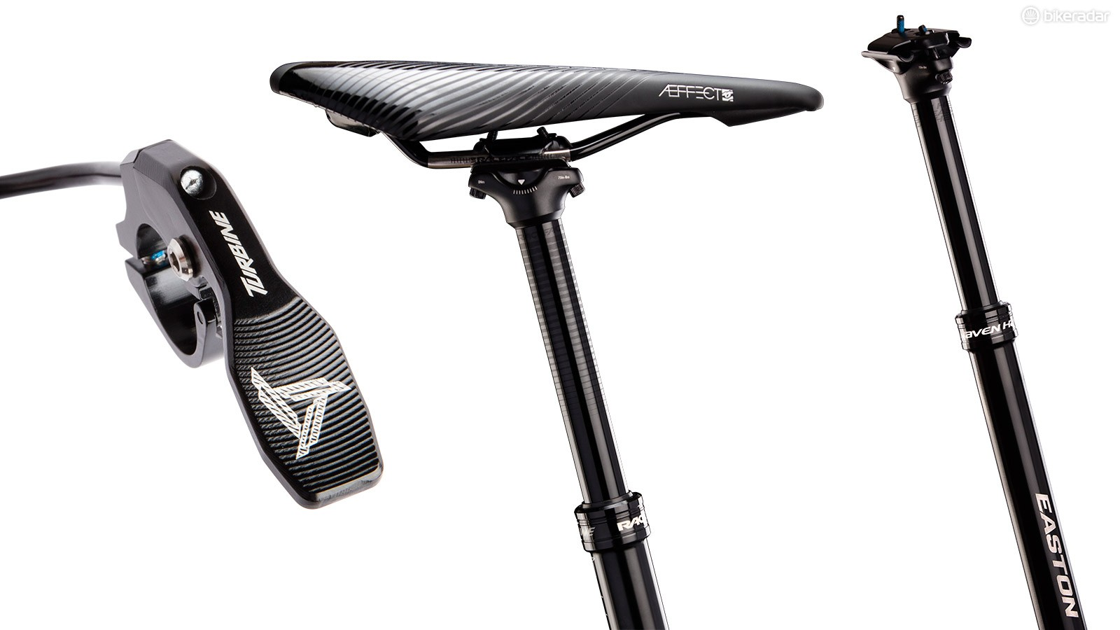 Easton and Race Face have launched a new co-branded dropper seatpost design with a novel internal design that promises to be more reliable than the norm