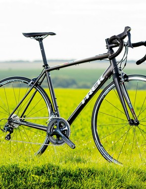 The Trek Emonda ALR6 is a great bike with an aluminium frame and good spec