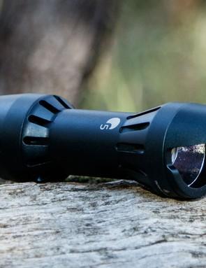 A succesful Kickstarter, The Indigo 5 packs a serious punch of light