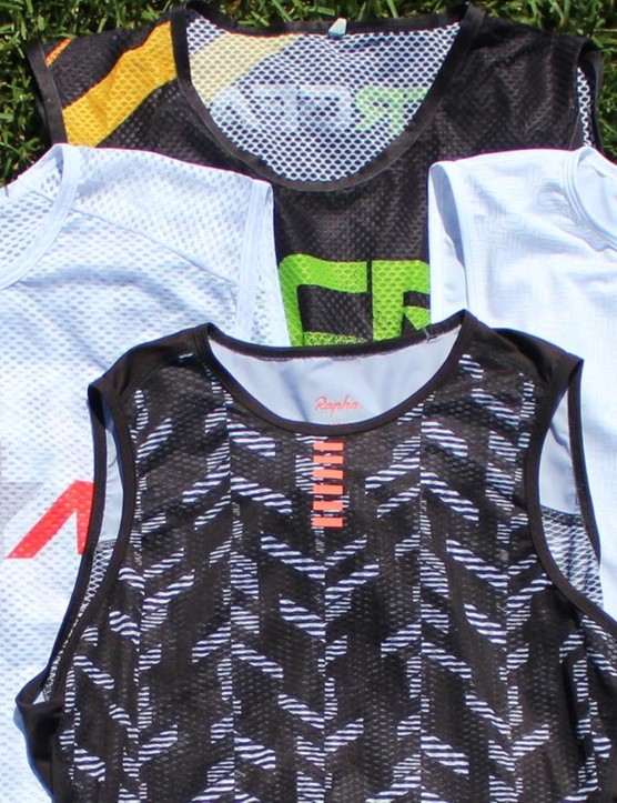 The modern crop of base layers
