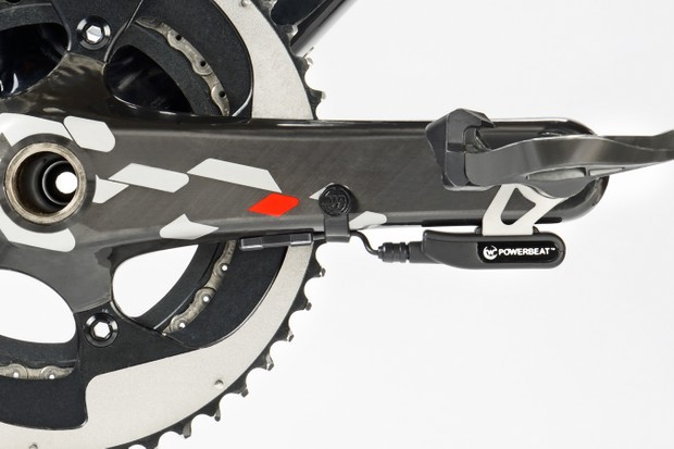 The Watteam PowerBeat is now open for early registration, with units expecting to ship by the end of the year. Despite what the picture shows, the first generation will be compatible with hollow aluminium crank arms only.