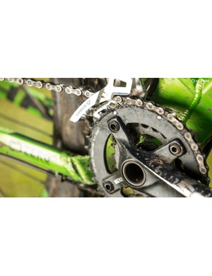 A 1x upgrade or chain device are essential considerations if our chain-shedding experience of the Crafty is anything to go by