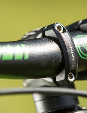 The 30mm stem is actually the longer option in Mondraker's minimum reach, maximum control Forward Geometry masterplan