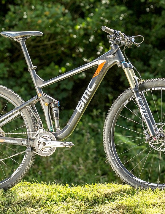 BMC's Speedfox 02 SLX-XT is a no-nonsense riding experience