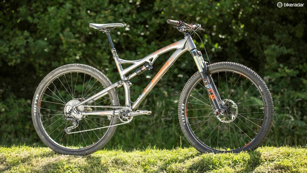 Whyte's T-129 RS had a high benchmark to hit – but has done so