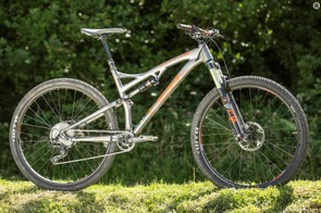 Whyte's T-129 RS had a high benchmark to hit –but has done so