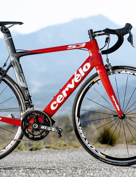 Cervelo's S3 Ultegra Di2 is a deceptively well-mannered ride