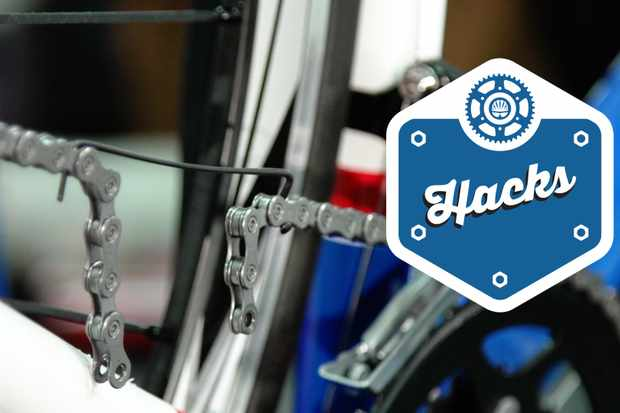 How to make your own chain tensioner