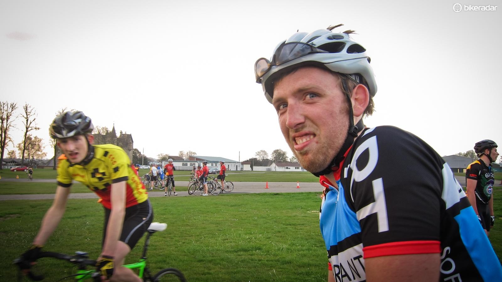 Look, this guy doesn't like disc brakes, either — you're not alone