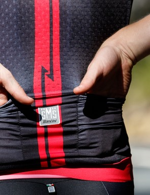 Although this is a race focused kit, the pockets are laughably small and not very practical for long training rides