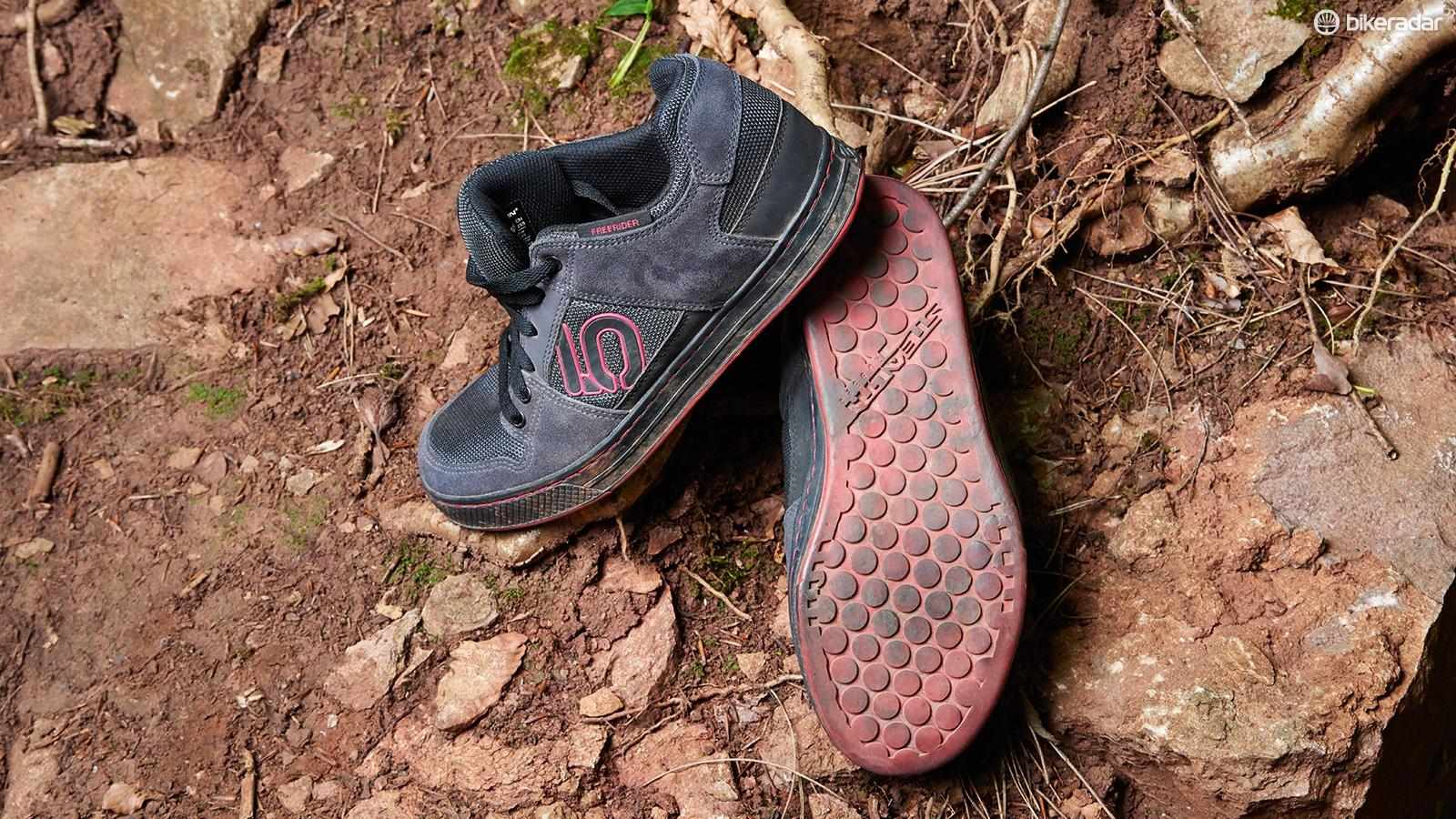 Five Ten Freerider Wms shoes are a welcome addition to the range