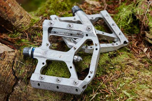HT's ME05 pedals are tough and cup the foot extremely well