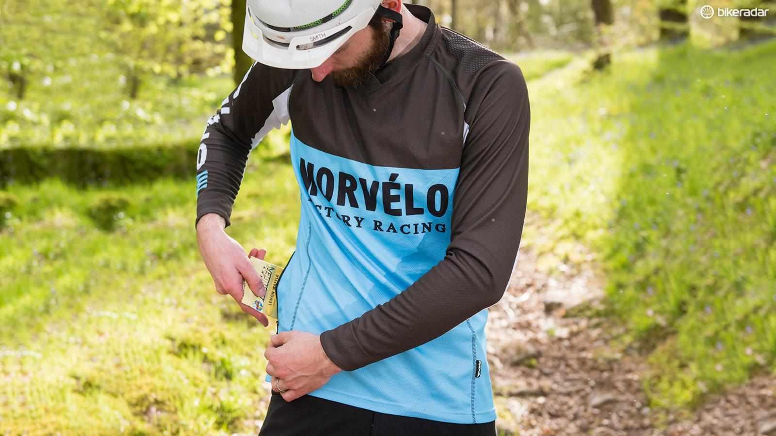 Morvélo's Factory jersey is a seriously impressive garment