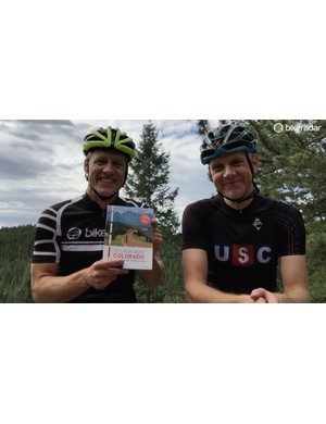 A group of friends did the Farewell Fondo for our longtime riding buddy and author Jason Sumner