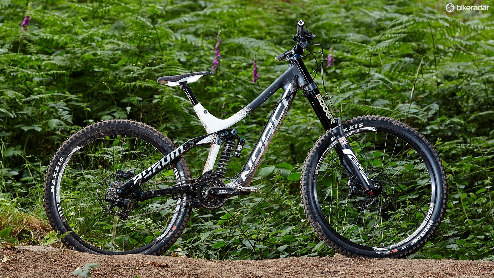 Norco's Aurum offers a rounded package for downhillers who don't have limitless cash