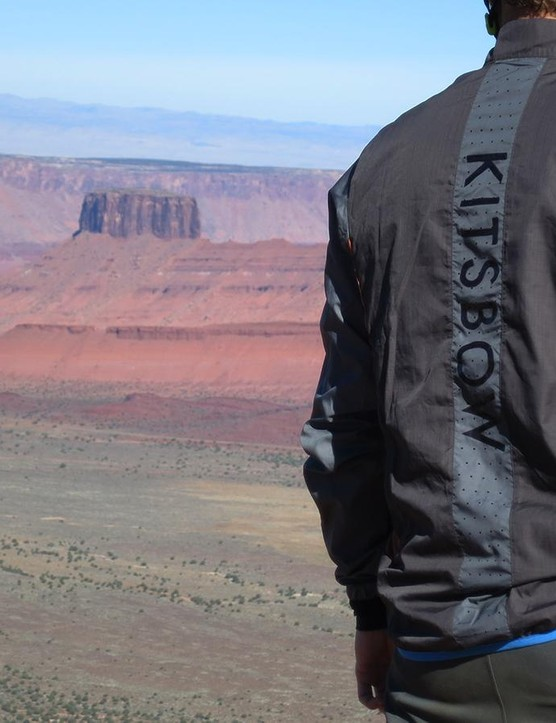 Kitsbow's Wind Jacket is features quality construction and an understated aesthetic