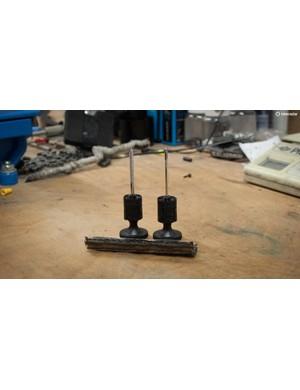 Sahmurai Sword tubeless tyre plugs