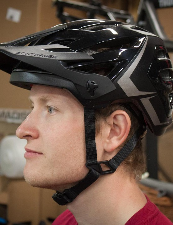Bontrager's revamped Lithos helmet