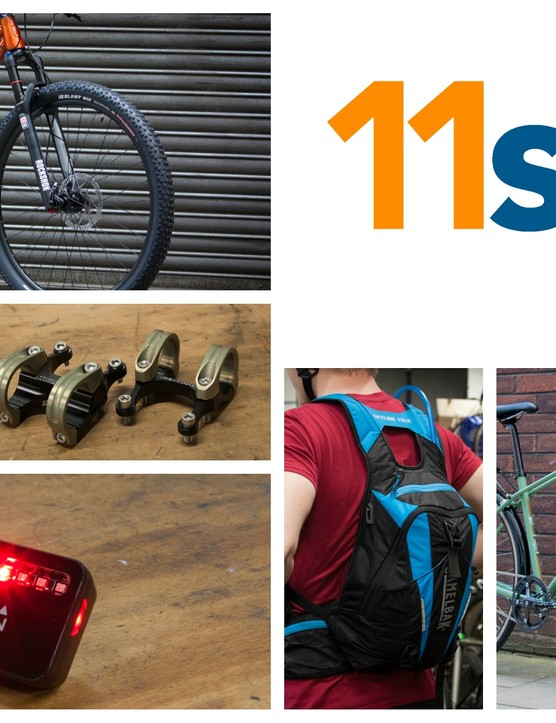 11spd: This week's best new bike gear