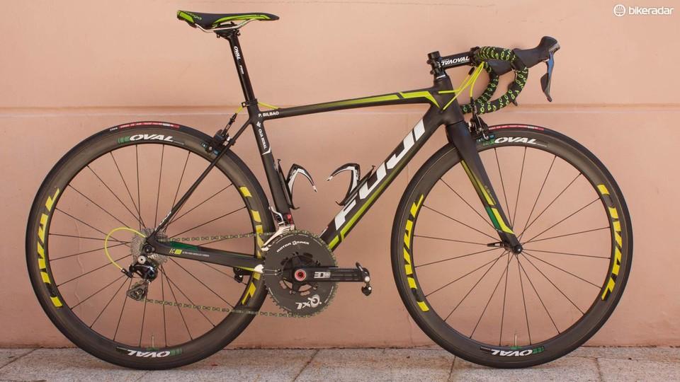 53055389ae1 New Fuji SL - almost 2kg too light for the pros - BikeRadar
