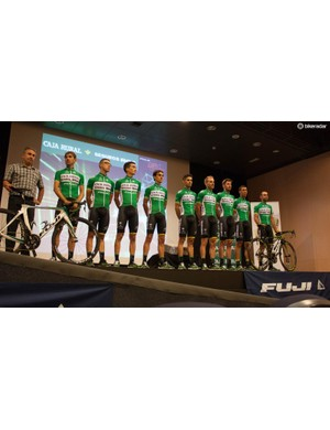 Team Caja Rural-Seguros RGA