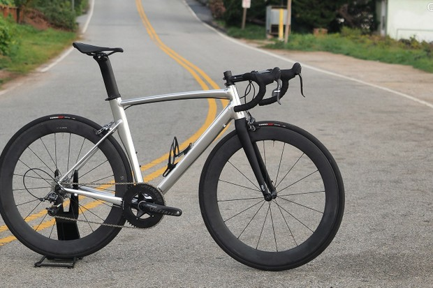 Specialized is upsetting the apple cart somewhat with the stunning Allez Sprint – a brand-new alloy racing chassis that claims to offer comparable performance to carbon frames